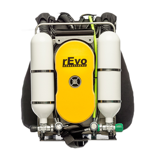 Learn to Scuba Dive - Technical Diving - Rebreathers